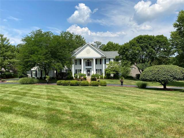 16843 Kehrsdale, Chesterfield, MO 63005 (#20047800) :: Clarity Street Realty