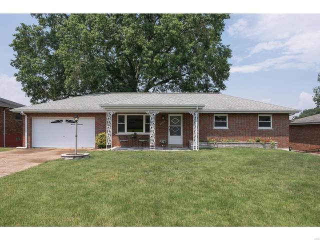 1121 Darding, St Louis, MO 63125 (#20047803) :: Walker Real Estate Team