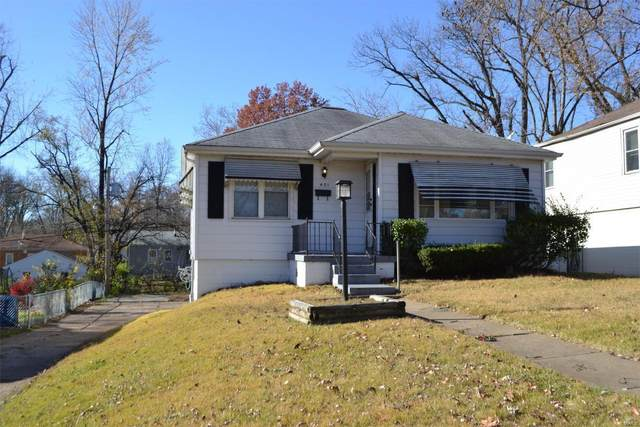 431 Warfield Avenue, St Louis, MO 63135 (#20047846) :: The Becky O'Neill Power Home Selling Team