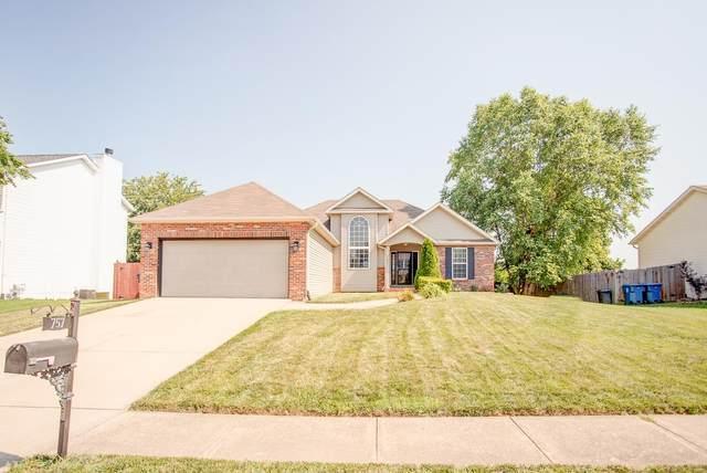 757 Glen Mor, Shiloh, IL 62221 (#20047885) :: Kelly Hager Group | TdD Premier Real Estate