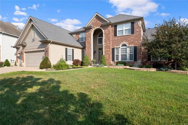 417 Blackwolf Run Drive, Wildwood, MO 63040 (#20047909) :: The Becky O'Neill Power Home Selling Team