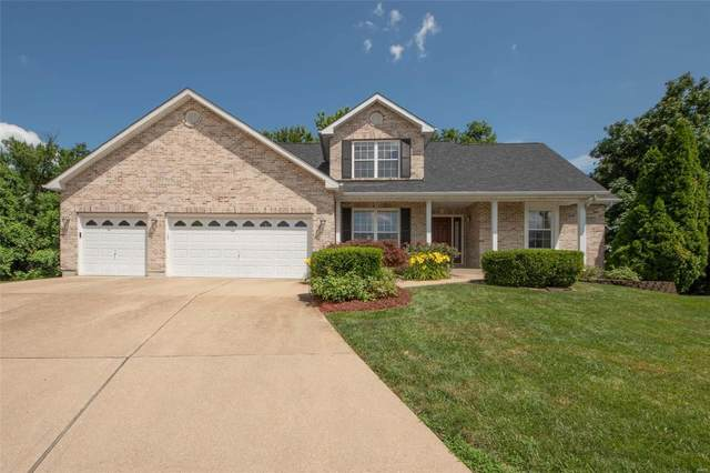 4552 Kerth Forest Drive, St Louis, MO 63128 (#20047918) :: RE/MAX Vision
