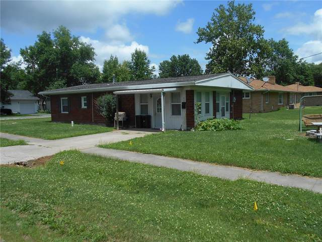602 S Monroe Street, Vandalia, MO 63382 (#20047932) :: Century 21 Advantage