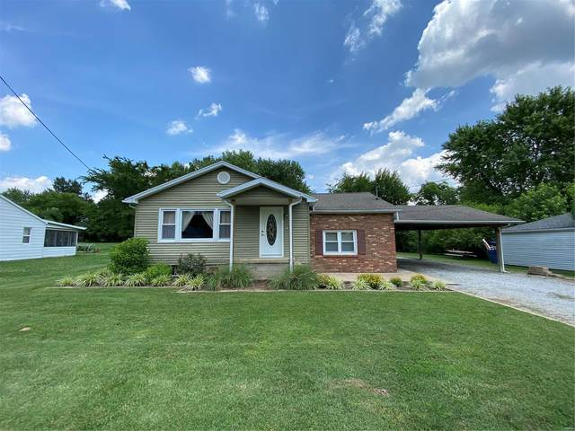 414 Willow Street, CARTERVILLE, IL 62918 (#20047945) :: Clarity Street Realty