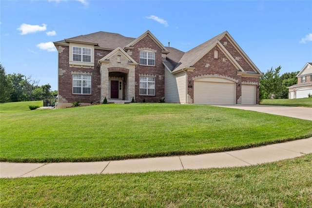 2601 Mclean Court, Dardenne Prairie, MO 63368 (#20047954) :: Peter Lu Team