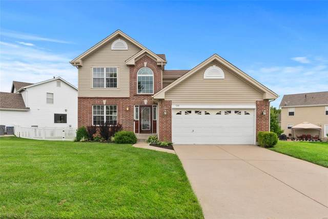 524 Cottage Crossing, O'Fallon, MO 63366 (#20047961) :: Clarity Street Realty