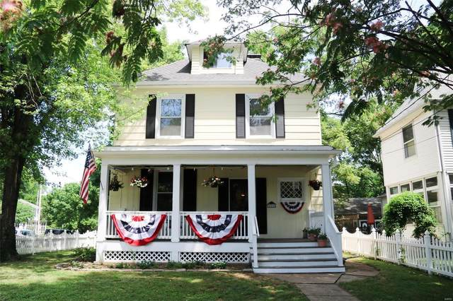 245 W Adams Avenue, St Louis, MO 63122 (#20047963) :: The Becky O'Neill Power Home Selling Team