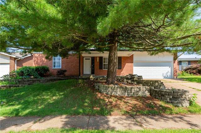 4617 Dorbendale Court, St Louis, MO 63128 (#20047974) :: RE/MAX Vision