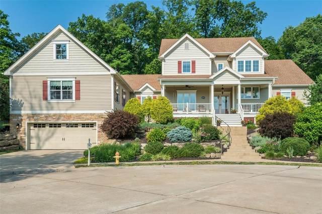 1075 Barberry Lane, Kirkwood, MO 63122 (#20047989) :: Walker Real Estate Team