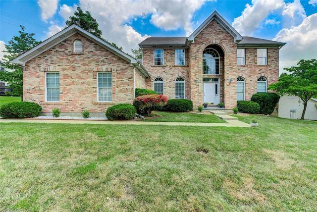 209 Woodcliffe Place Drive, Chesterfield, MO 63005 (#20047998) :: Realty Executives, Fort Leonard Wood LLC