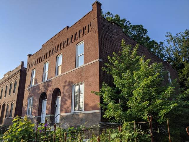 4388 Chouteau Avenue, St Louis, MO 63110 (#20048018) :: Kelly Hager Group | TdD Premier Real Estate