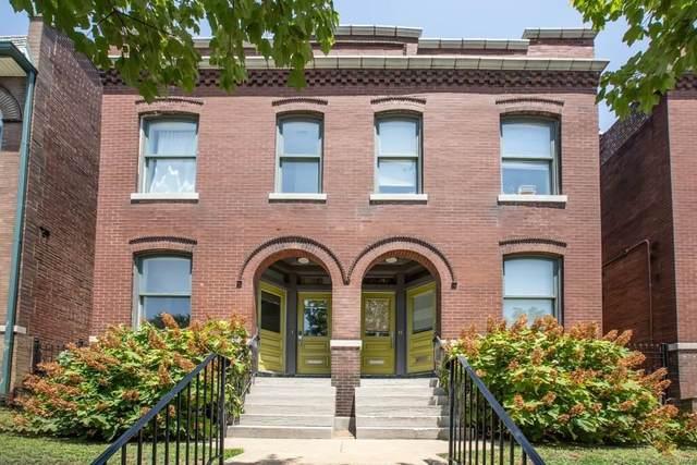 4549 Oakland Avenue, St Louis, MO 63110 (MLS #20048021) :: Century 21 Prestige
