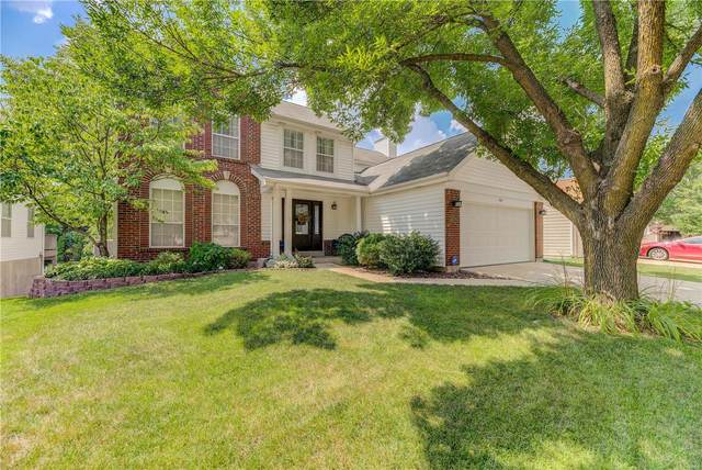 3164 Old Baumgartner Estates Court, St Louis, MO 63129 (#20048045) :: RE/MAX Professional Realty