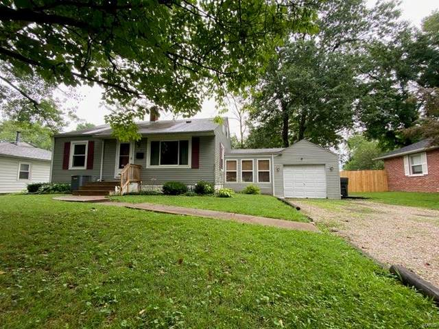 217 Oliver Lee Drive, Belleville, IL 62223 (#20048085) :: Parson Realty Group