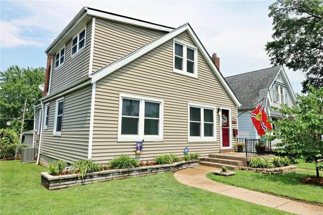4079 Blow, St Louis, MO 63116 (#20048095) :: Matt Smith Real Estate Group