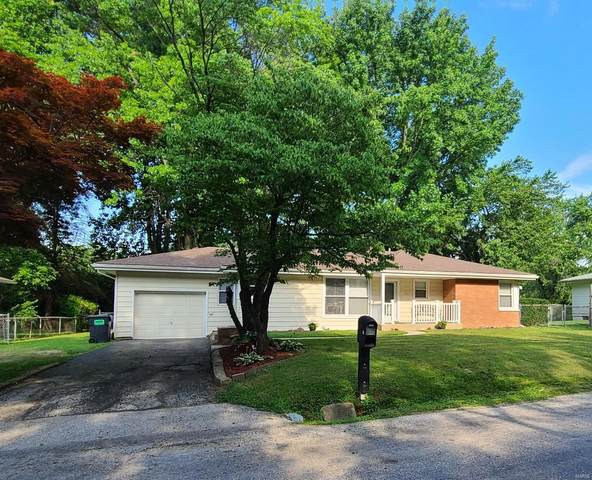 36 Mark Drive, Fairview Heights, IL 62208 (#20048098) :: The Becky O'Neill Power Home Selling Team