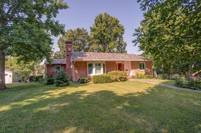 1 Country Club, Belleville, IL 62223 (#20048101) :: Parson Realty Group