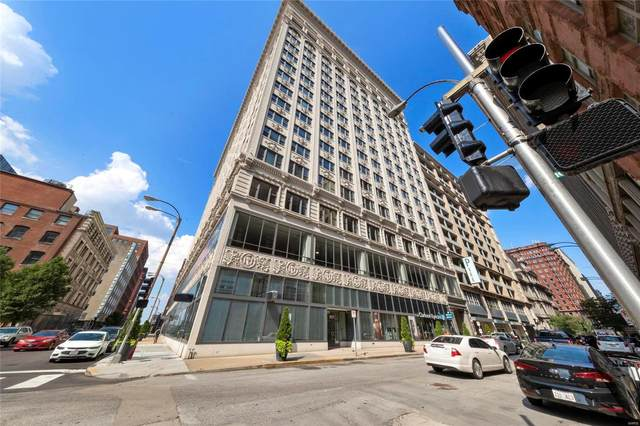 915 Olive Street #1110, St Louis, MO 63101 (#20048106) :: Clarity Street Realty