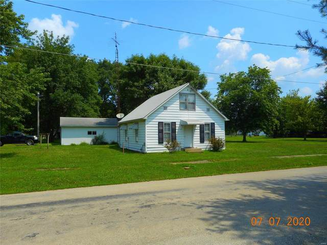 208 E Ford Avenue, WITT, IL 62094 (#20048116) :: The Becky O'Neill Power Home Selling Team
