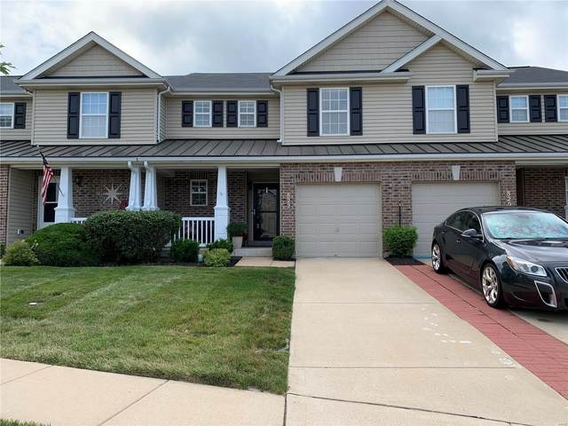 822 Country Field Drive, Lake St Louis, MO 63367 (#20048126) :: Walker Real Estate Team