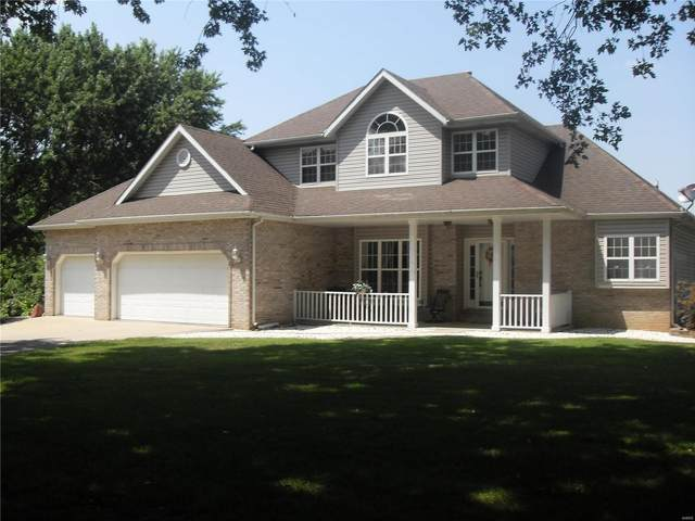 3814 Summer Lane, Highland, IL 62249 (#20048131) :: RE/MAX Vision