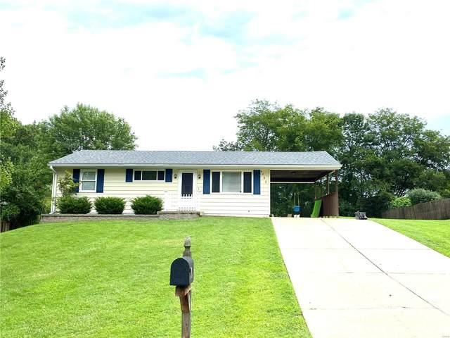 6032 Oakville Terrace, Oakville, MO 63129 (#20048162) :: The Becky O'Neill Power Home Selling Team