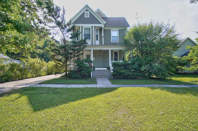 610 N Montgomery Avenue, LITCHFIELD, IL 62056 (#20048166) :: The Becky O'Neill Power Home Selling Team