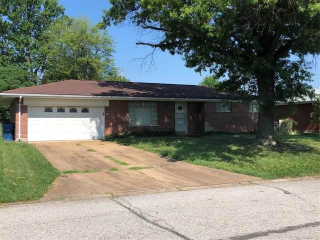 10121 Hammerdale, St Louis, MO 63123 (#20048236) :: Walker Real Estate Team