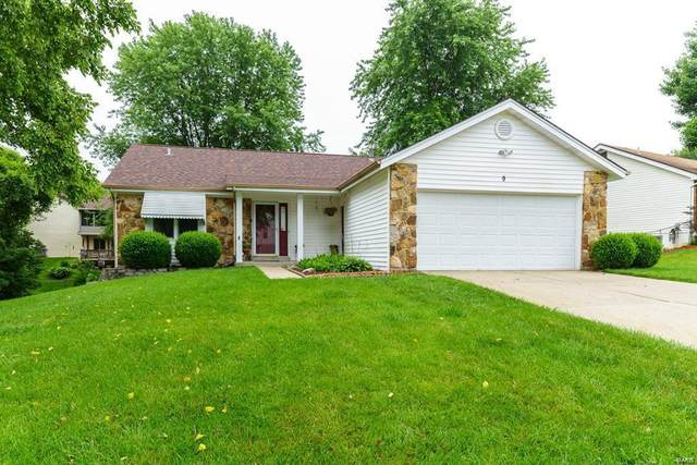 9 Shadowridge, Saint Peters, MO 63376 (#20048269) :: RE/MAX Vision