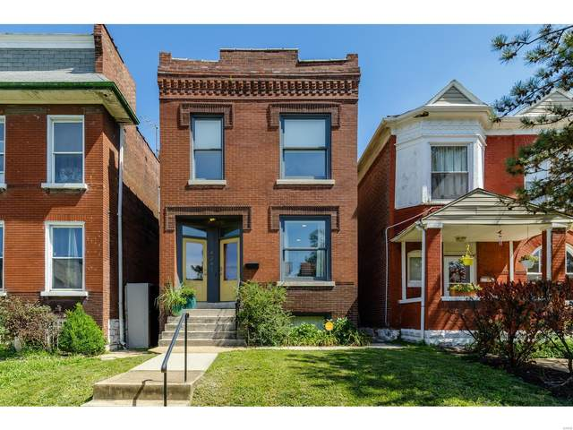 4241 Mcree Avenue, St Louis, MO 63110 (#20048275) :: The Becky O'Neill Power Home Selling Team