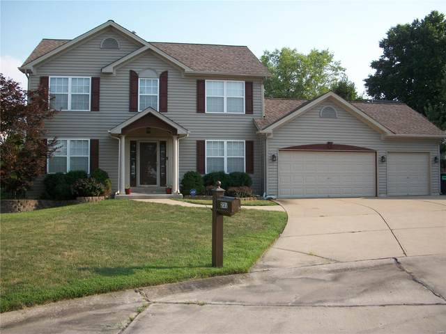 231 Wellsmont Ct, Saint Charles, MO 63304 (#20048300) :: Parson Realty Group