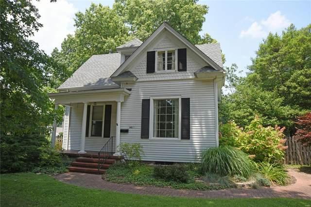 1401 Saint Louis Street, Edwardsville, IL 62025 (#20048302) :: RE/MAX Vision