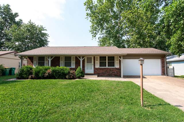 143 Perrottet Drive, Mascoutah, IL 62258 (#20048342) :: The Becky O'Neill Power Home Selling Team
