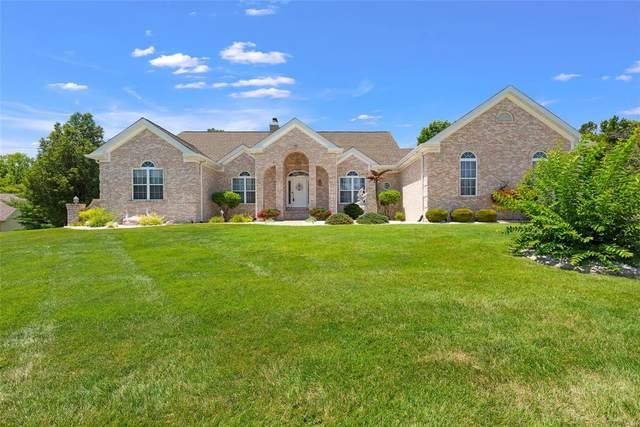 5288 Roanoke Drive, Weldon Spring, MO 63304 (#20048351) :: Parson Realty Group