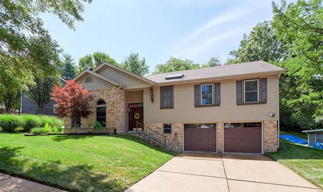 2344 Westclub Terrace Court, Wildwood, MO 63011 (#20048366) :: The Becky O'Neill Power Home Selling Team