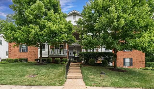 542 N Clay Avenue #8, St Louis, MO 63122 (#20048369) :: Walker Real Estate Team
