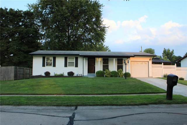 2550 Valley Brook Drive, Florissant, MO 63031 (#20048386) :: Parson Realty Group