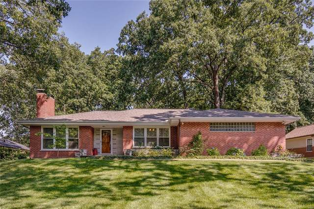 8909 Raleigh Drive, St Louis, MO 63123 (#20048421) :: The Becky O'Neill Power Home Selling Team
