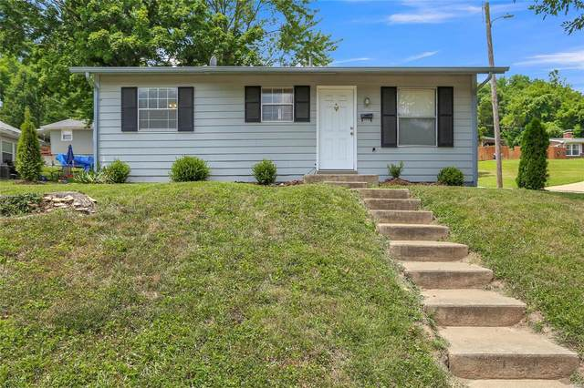 605 N 1st Street, Pacific, MO 63069 (#20048435) :: RE/MAX Vision