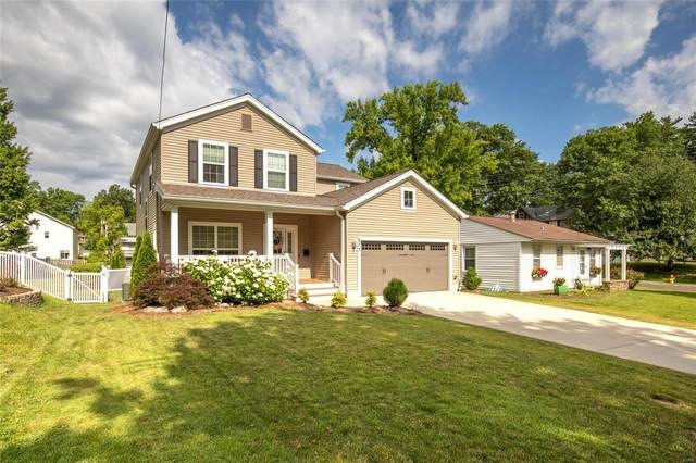 977 Evans Avenue, St Louis, MO 63122 (#20048450) :: Walker Real Estate Team