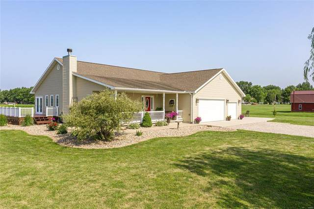 824 East Street, Hillsboro, IL 62049 (#20048491) :: The Becky O'Neill Power Home Selling Team