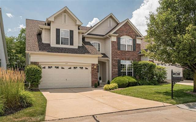 613 Stonebrook Court, Chesterfield, MO 63005 (#20048493) :: Realty Executives, Fort Leonard Wood LLC