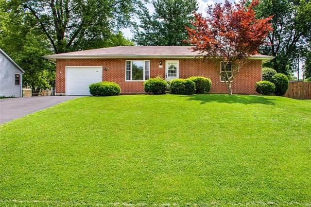 119 Delmar Avenue, O'Fallon, IL 62269 (#20048502) :: Hartmann Realtors Inc.