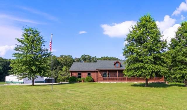 22560 Ridgestone Drive, Warrenton, MO 63383 (#20048503) :: The Becky O'Neill Power Home Selling Team