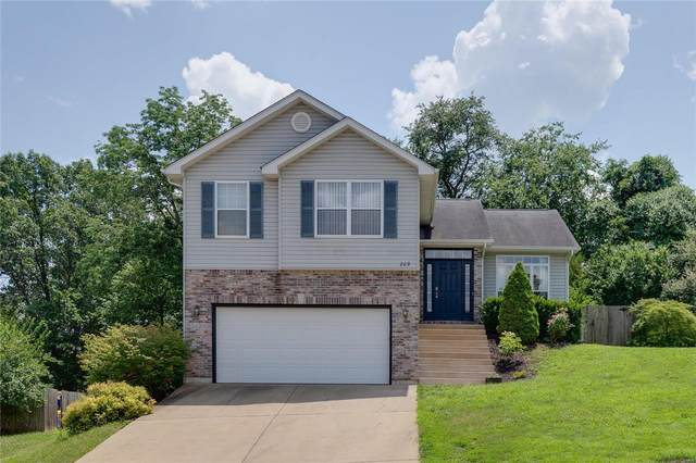 209 Williamsburg, Crystal City, MO 63019 (#20048507) :: The Becky O'Neill Power Home Selling Team