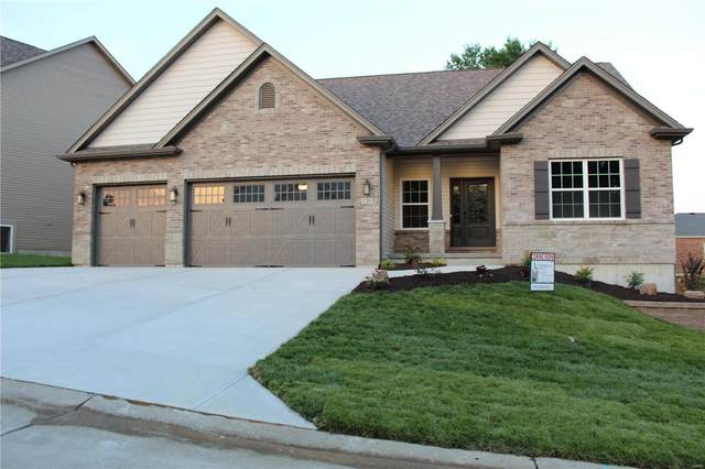 176 Stone Oaks Drive, Arnold, MO 63010 (#20048511) :: The Becky O'Neill Power Home Selling Team
