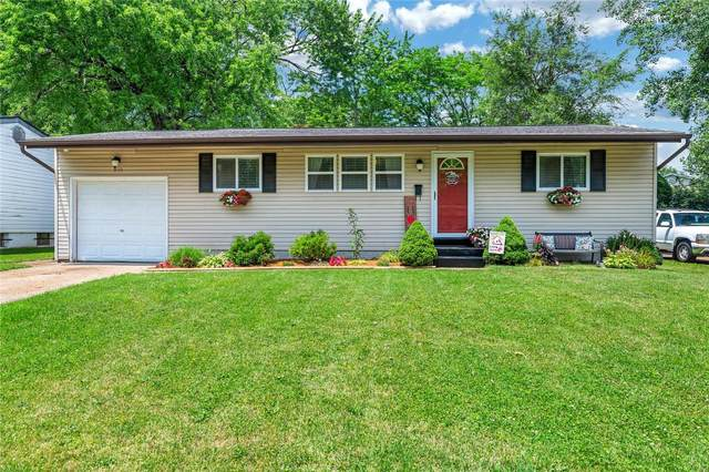 855 Campion Lane, Florissant, MO 63031 (#20048526) :: Realty Executives, Fort Leonard Wood LLC