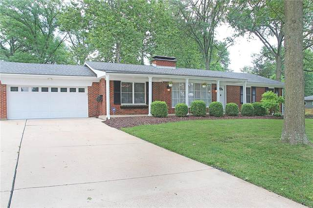 10592 Roxanna Drive, St Louis, MO 63128 (#20048554) :: The Becky O'Neill Power Home Selling Team