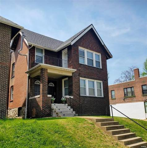 4178 Shaw Boulevard, St Louis, MO 63110 (#20048556) :: Parson Realty Group
