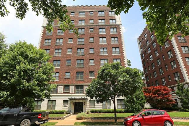 4515 Maryland Avenue #811, St Louis, MO 63108 (#20048569) :: RE/MAX Professional Realty